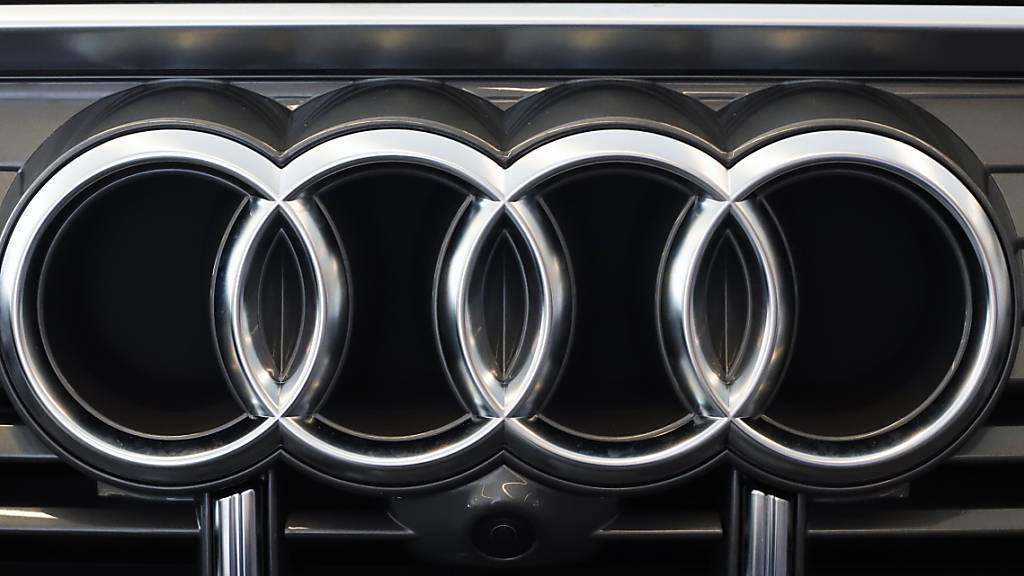 Audi will ab 2026 nur noch Elektroautos neu auf den Markt bringen. (Archivbild)
