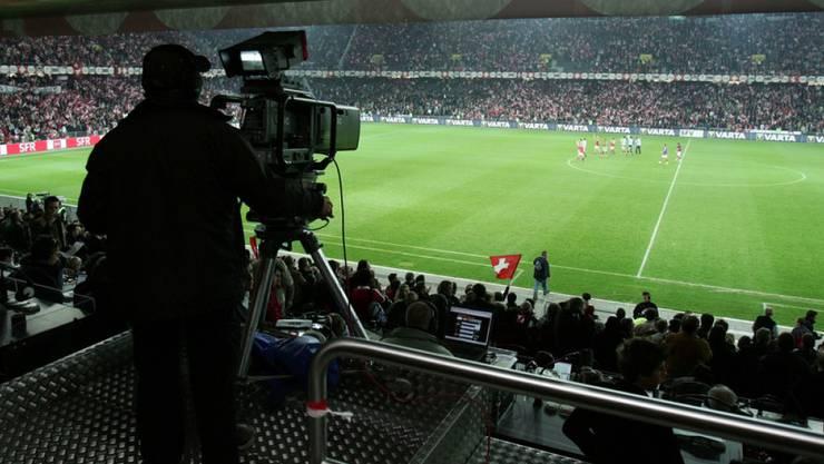 Die Westschweizer Konsumentenorganistaion FRC warnt vor dem Kauf von Tickets für die Fussballweltmeisterschaft in Russland auf der Plattform Viagogo. (Symbolbild)