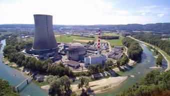 Als das Schweizer Stimmvolk im Mai 2017 Ja zum Energiegesetz sagte, verbot sie auch den Bau neuer Atomkraftwerke. Im Bild: AKW Gösgen.