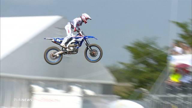 Jeremy Seewer: Die grosse Schweizer Hoffnung am Motocross-GP Frauenfeld
