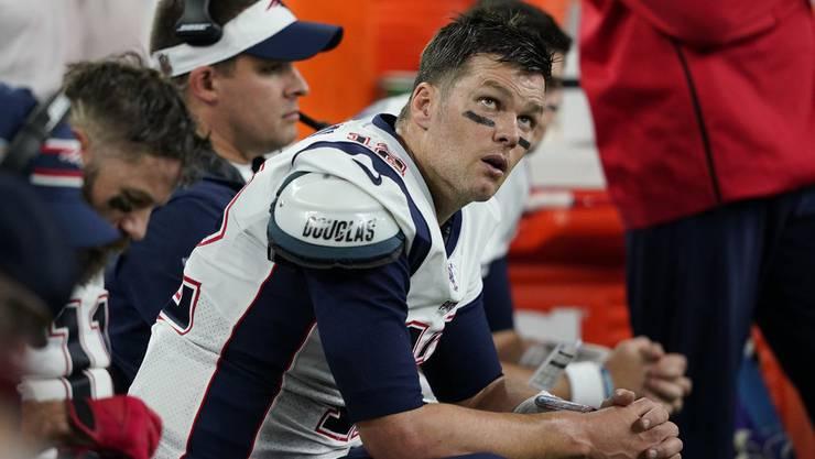 Tom Brady und die New England Patriots haben in dieser Saison hartes Brot zu beissen.