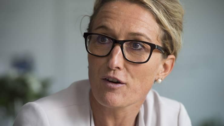 Susanne Hochuli: «Wenn wir zu früh auf die Gemeinden zugehen, funktioniert es nicht.»