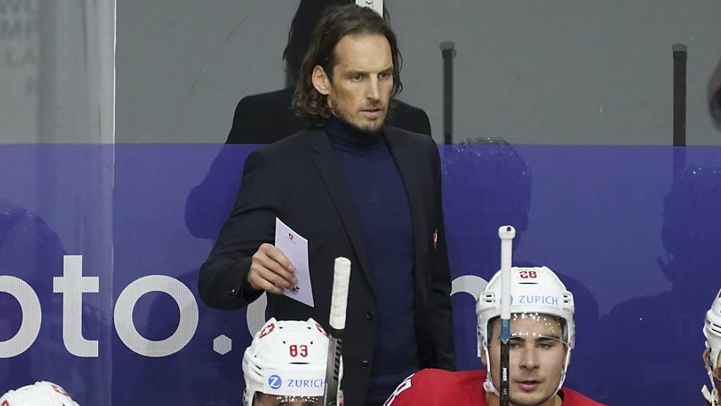 Nationaltrainer Patrick Fischer steht vor reizvollen Aufgaben.