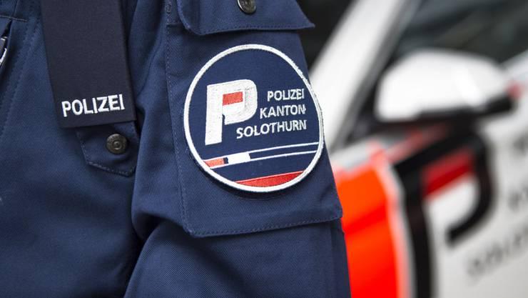 Die Kantonspolizei Solothurn sucht Zeugen. (Symbolbild)