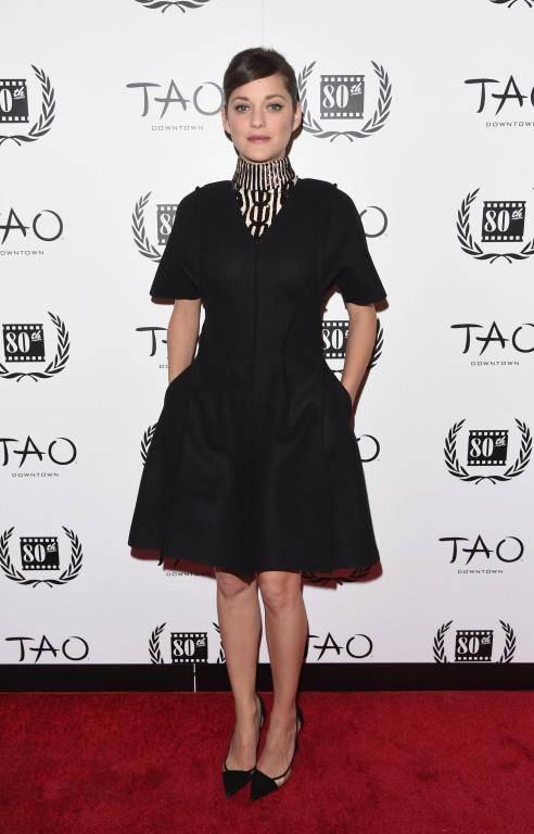 Die bezaubernde Marion Cotillard (© Getty Images)
