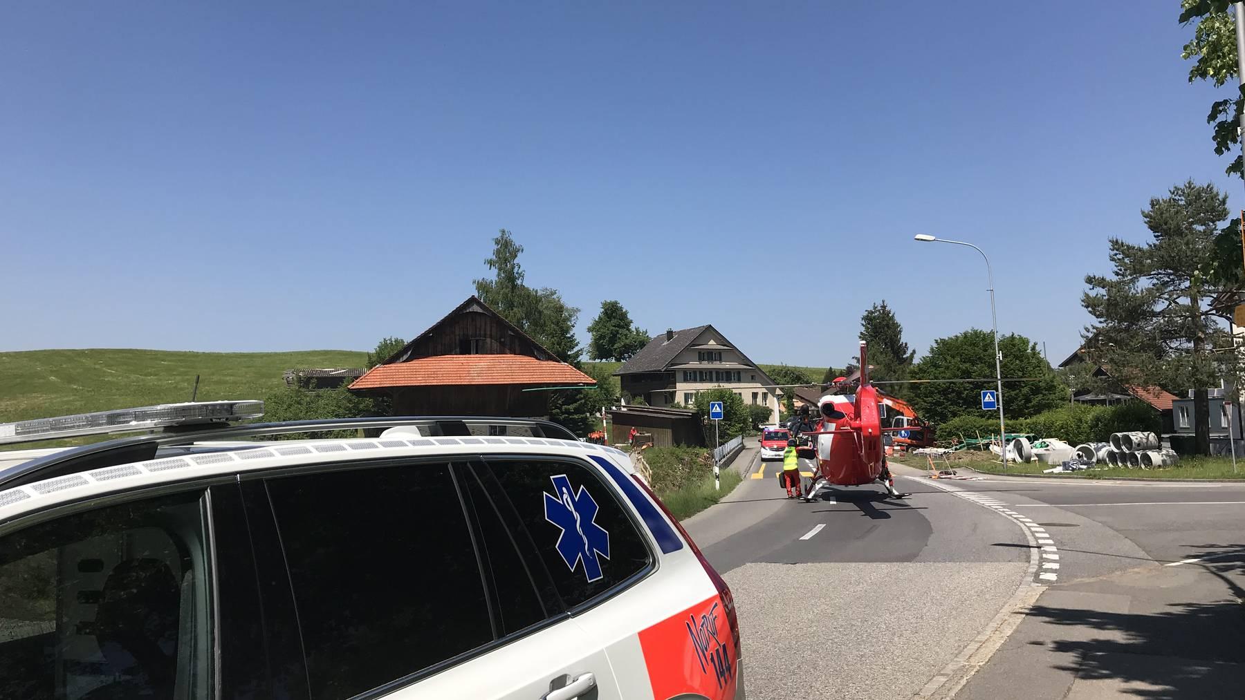 MM094_Fussgängerin von Auto erfasst und lebensbedrohlich verletzt_18.Mai 2020