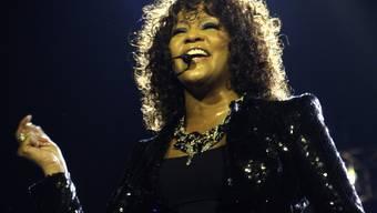 Original oder Doppelgänger? Die verstorbene Sängerin Whitney Houston (Archiv)