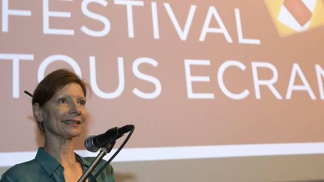 Festival-Direktorin Claudia Durgnat (Archiv)