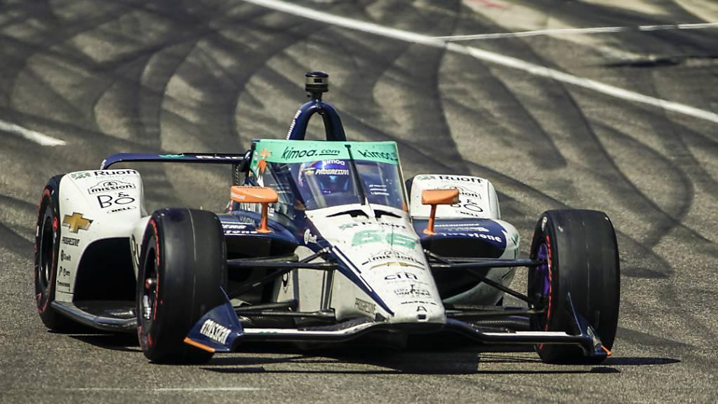 Fernando Alonso fehlt noch der Titel in Indianapolis für die Triple Crown.