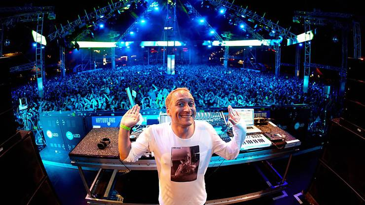 Kult-DJ Paul van Dyk mag es privat lieber beschaulich.