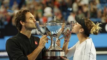 Australia Hopman Cup Tennis