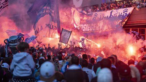 Anzeigen gegen FC Luzern und gegen unbekannt eingereicht
