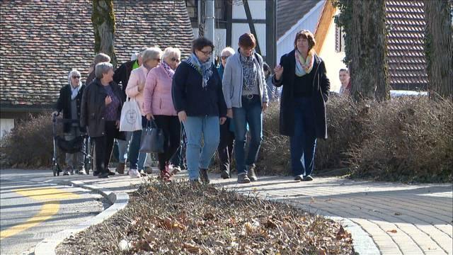 Abstimmung über Spital Affoltern sorgt für Proteste in Wettswil