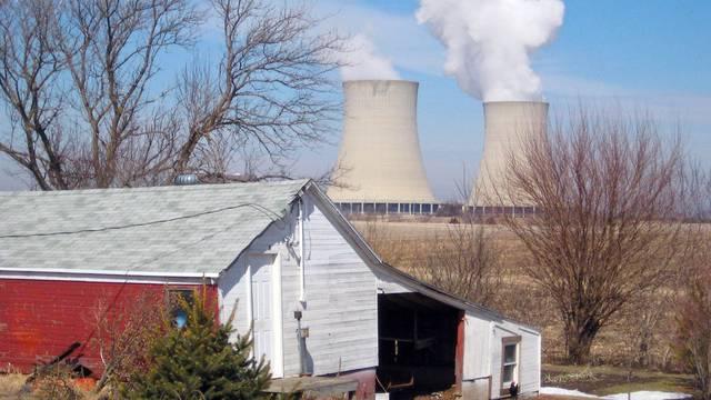 Der Block 2 des Atomkraftwerks Byron wird herutergefahren (Archiv)