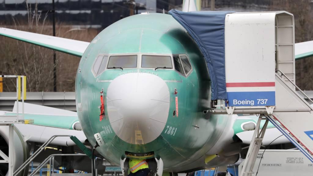 Boeing 737 MAX steht offenbar kurz vor erstem Testflug