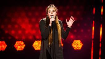 Zoe Staubli hofft, dass sie bei ihrem Auftritt bei den «Grössten Schweizer Talenten» auch Stimmen aus ihrer alten Heimat erhält – dem Fricktal.