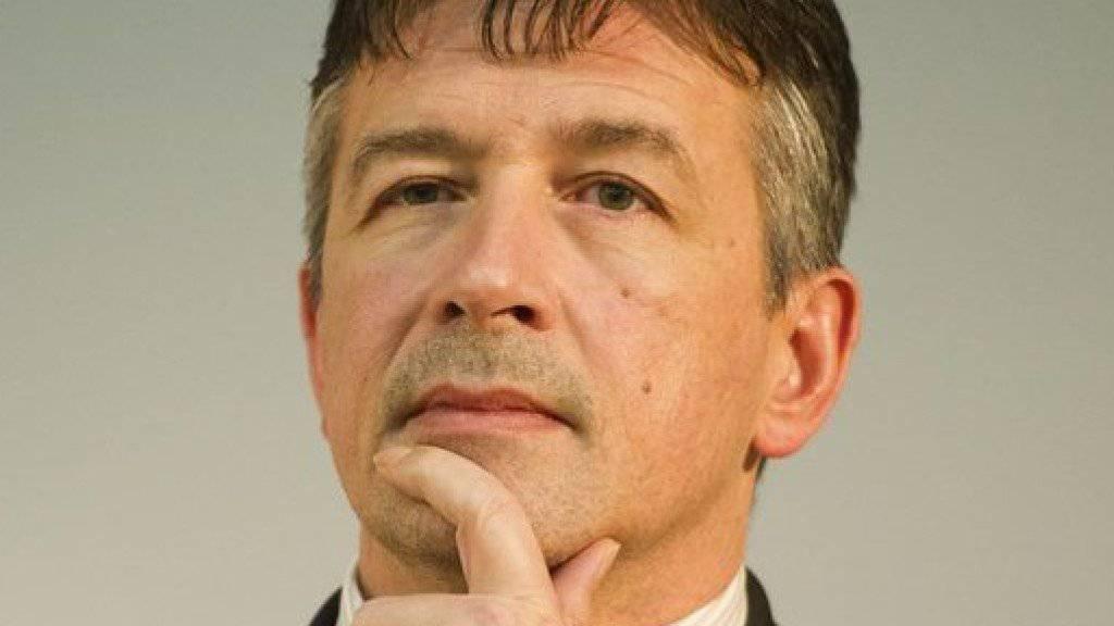 Hans Wicki von der FDP wurde im Kanton Nidwalden in den Ständerat gewählt. (Archiv)