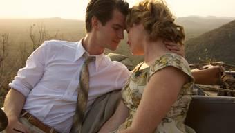 Traumpaar vor dem Schicksalsschlag: Robin (Andrew Garfield) und Diana Cavendish (Claire Foy).