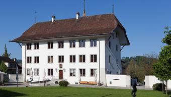 Das Schloss in Schöftland ist im Eigentum der Einwohnergemeinde.