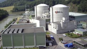 Dass man es in der Nachbarschaft nicht sehr toll finden würde, dass Block 1 des Atomkraftwerks Beznau wieder ans Netz darf, war absehbar. (Archivbild)