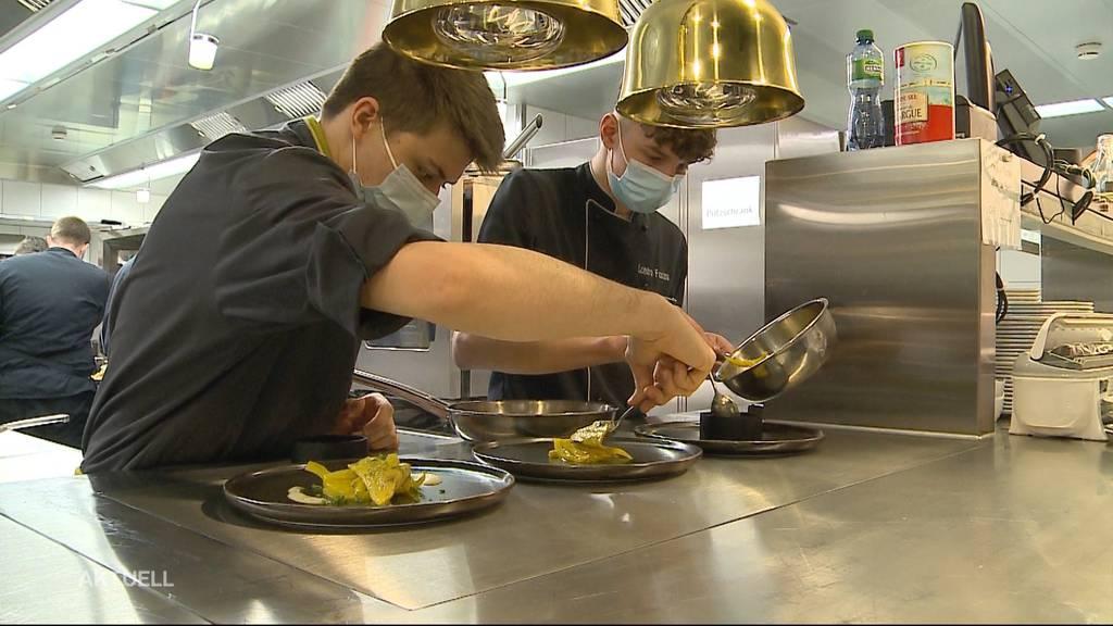 Neues Konzept für Gastro-Lernende