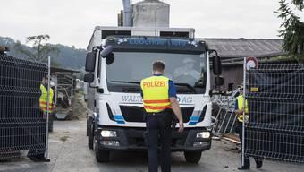 Der Hof des Thurgauer Tierquälers wird geräumt