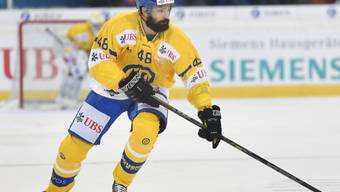 Nächste Saison nicht mehr im Dress des HC Davos: der Schwede Daniel Rahimi