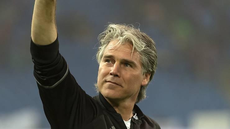 Die BSC Old Boys stehen nach der erneuten Niederlage vor dem Abstieg. Trainer Marco Walker nimmt nach dem eminent wichtigen Spiel alle Schuld auf sich.