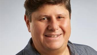 Kandidat Peter Hochstrasser. ZVG