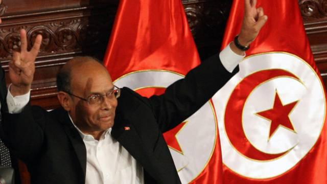 Tunesiens Präsident Moncef Marzouki will eine weitere Amtszeit