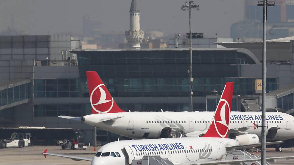 Turkish Airlines führt auf ihren Flügen «Gesundheitsinspektor» ein