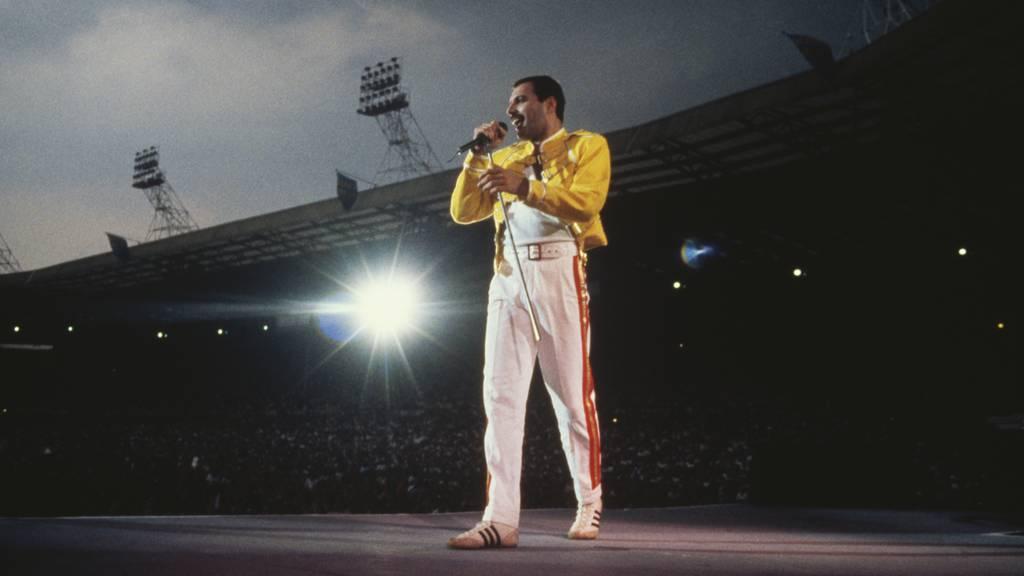 Queen-Sänger Freddie Mercury wäre heute 75 Jahre alt geworden