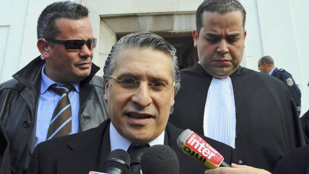 Tunesischer Präsidentschaftskandidat und Unternehmer festgenommen