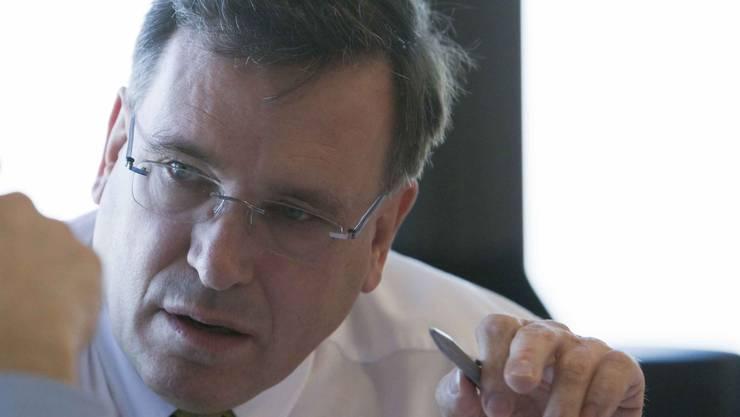 Coop-Finanzchef Hans Peter Schwarz ist tödlch verunglückt