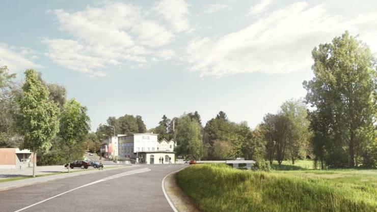 5 Privatpersonen beschweren sich über das Strassenprojekt. (Archiv)