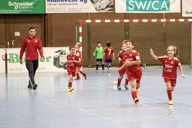Das Turnier führt der FC Baden durch.