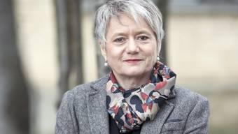 Seit 2015 ist Jacqueline Fehr als SP-Regierungsrätin Vorsteherin der Direktion der Justiz und des Inneren des Kantons Zürich.