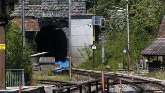 Der Weissensteintunnel muss saniert werden.