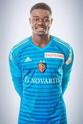 Spielt zum Abschied acht Minuten für den FCB. Der angolanische Nationaltorhüter wird den Verein verlassen.