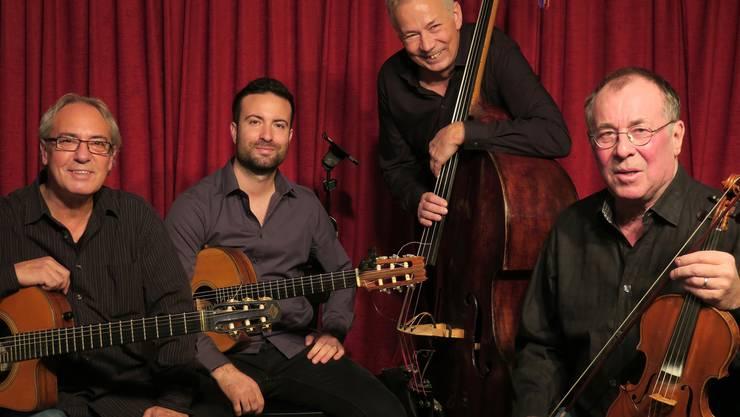 The Prima Swing Quartet