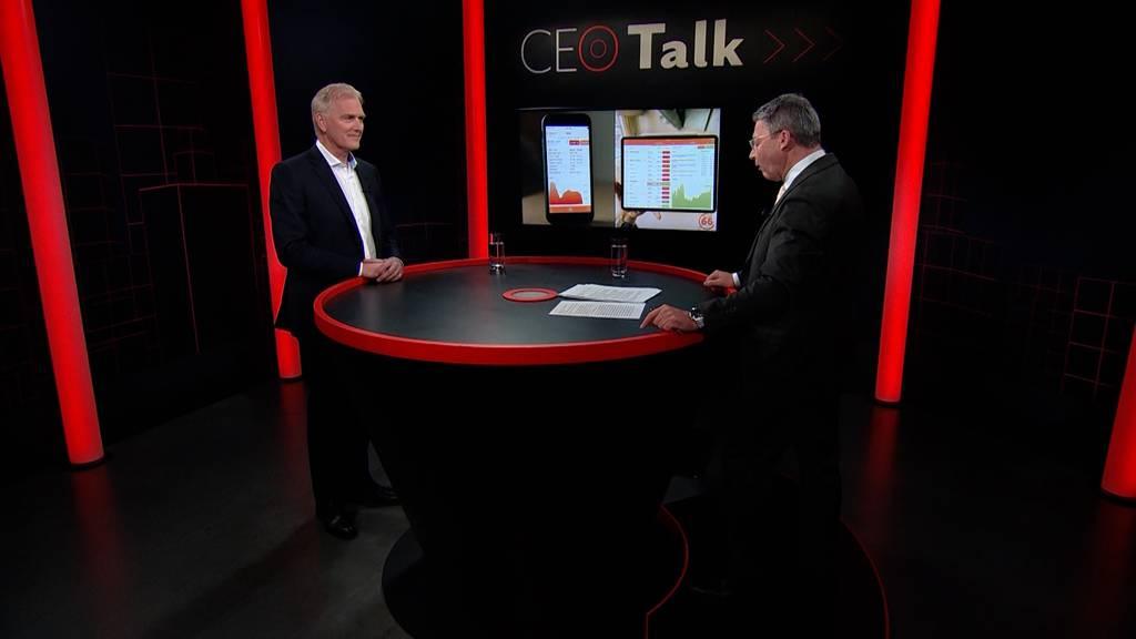 «CEO Talk» mit Marc Bürki, CEO von Swissquote