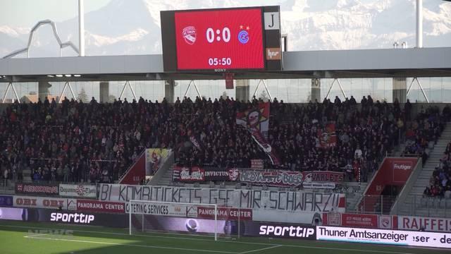 GC-Fans sollen nach Thuner Pfeife tanzen