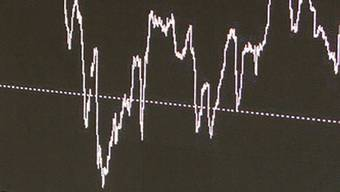 Schweizer Börse mit Verlusten (Archiv)