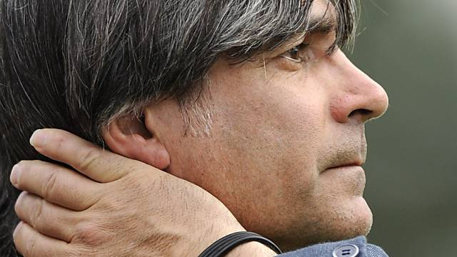 Schaffhausens Trainer Maurizio Jacobacci.