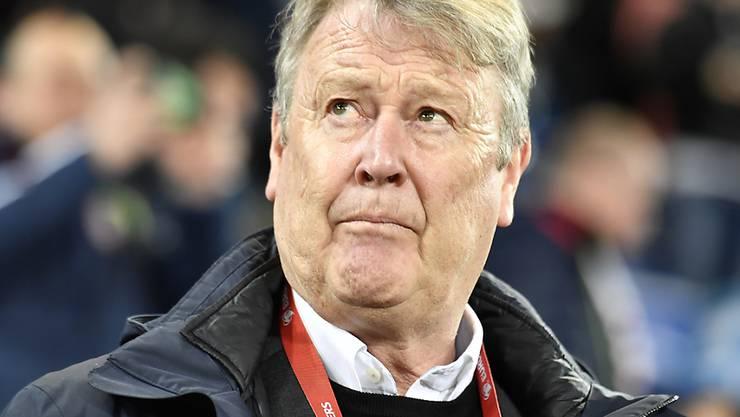 Dänemarks Nationaltrainer Age Hareide lobte das Zusammengehörigkeitsgefühl in seiner Mannschaft