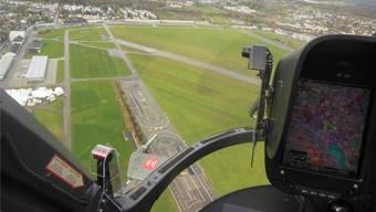 Wie sieht die Zukunft des Militärflugplatzes Dübendorf aus?