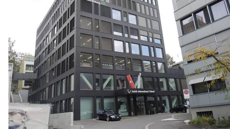 Ende Schuljahr zieht die Zurich International School aus Baden weg . JST