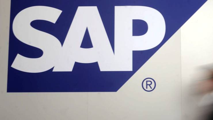 Der Software-Konzern SAP hat im ersten Quartal die Coronavirus-Krise kaum zu spüren bekommen - für das Gesamtjahr wird die deutsche Unternehmensgruppe aber vorsichtig. (Archivbild)