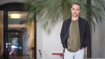 Für drei Monate weilt Hugo Koha Lindsay im Gastkünstleratelier.