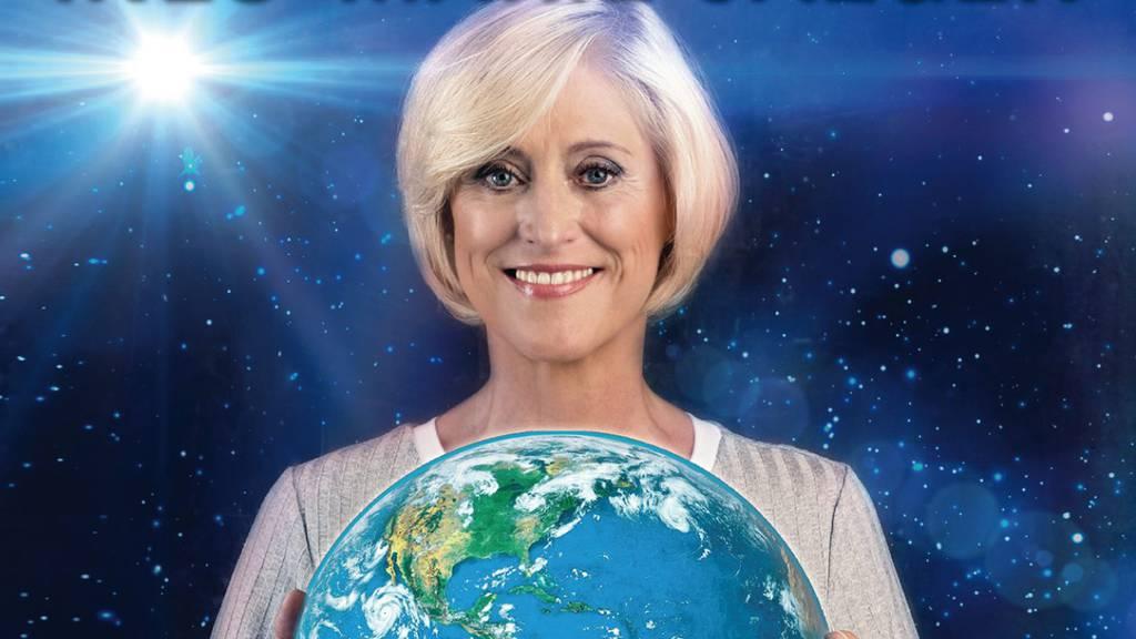 Ines-Marie Jaeger - Blaue Welt